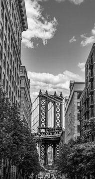 Blick durch New York von Ivo de Rooij