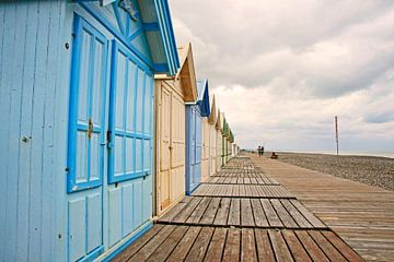 strandhuisjes van Joost Ligthart