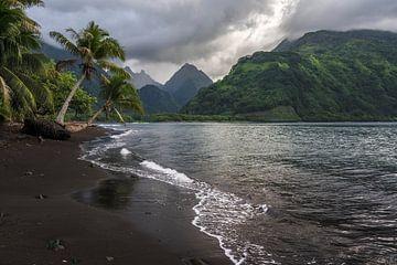 Tahiti Spikes von Karsten Wrobel