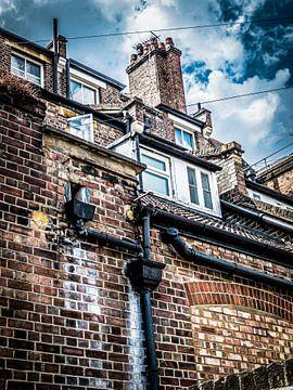 Londoner Straßenansicht von Mischa Corsius