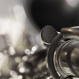 Saxofoon von Vandain Fotografie