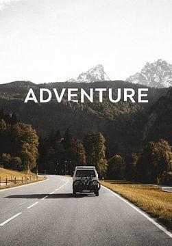 La vie est une aventure sur Jurriaan Huting
