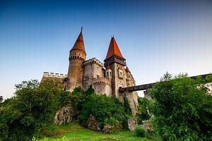 Schloss Hunedoara von Roland Brack
