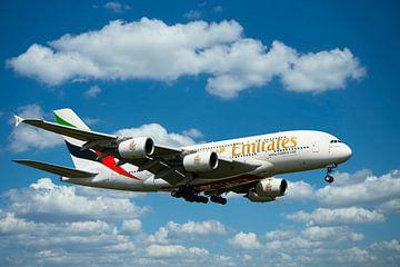 Airbus A310-842, Emirate. Anmeldung A6-EVD von Gert Hilbink