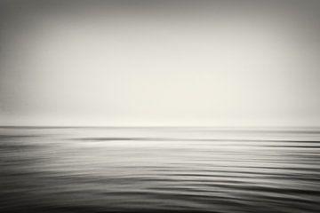 Schwarzweiss-Fotografie: Meereslandschaft von Alexander Voss