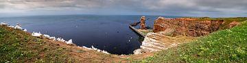 panorama helgoland, lange anne von Henri van Rheenen