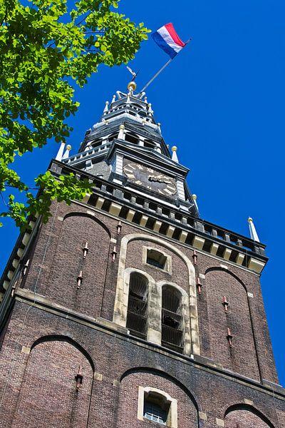 Oude Kerk Amsterdam van Anton de Zeeuw