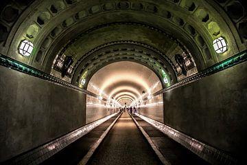 Tunnel Visie van Anita Martin, AnnaPileaFotografie