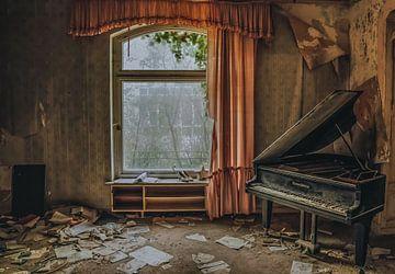 Lost Piano von n.Thi Photographie