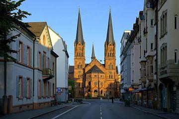 Johanneskirche Freiburg van Patrick Lohmüller