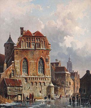Zwolle van David Potter