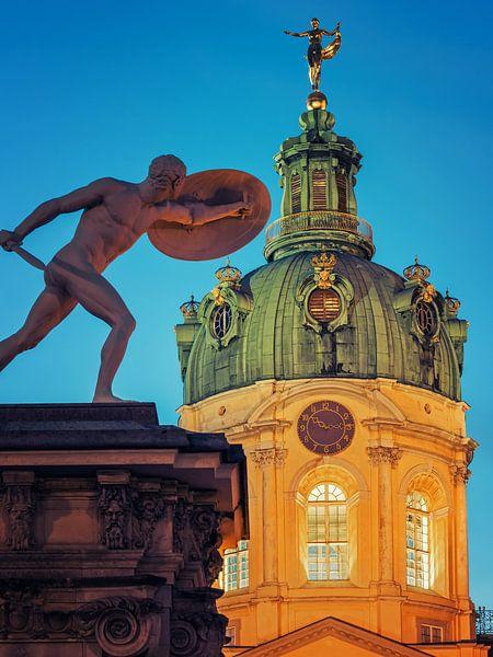 Berlin – Charlottenburg Palace van Alexander Voss