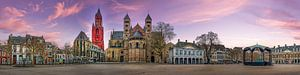Vrijthof Maastricht van byFeelingz
