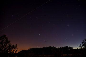 Natuur: Sterren in de Nacht van Jarno De Smedt