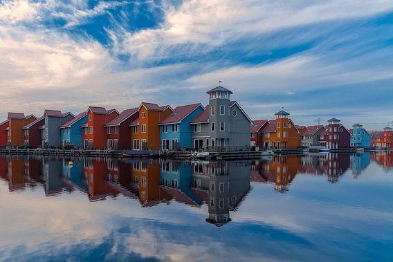 Reitdiep - Groningen van Roy Poots