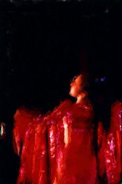 Tänzerin von Maurice Dawson