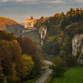 Pieskowa Skala Castle van Wojciech Kruczynski
