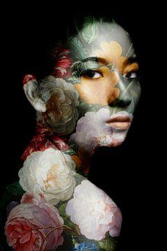 Vitiligo Floral sur Marja van den Hurk