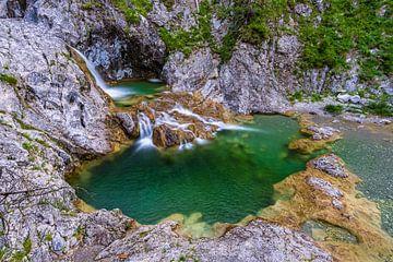 Wunderschöner Wasserfall bei den Stuibenfälle von MindScape Photography