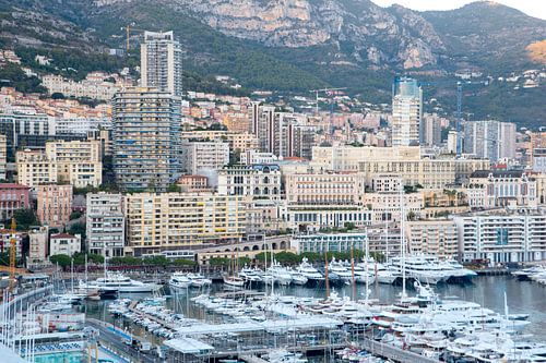 Monaco van