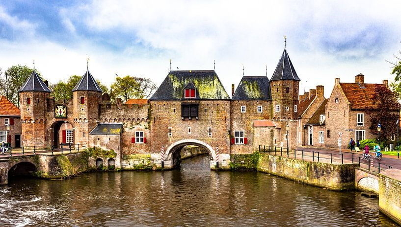 Amersfoortse Koppelpoort van Jellie van Althuis