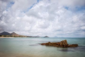 Cala Cinsias,  Sardinië, Italië. van Ineke Nientied