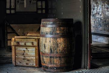 Old barrel van Jos Reimering