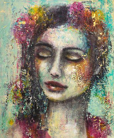 Joy van Flow Painting