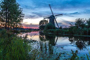 De schoonheid van de polder van