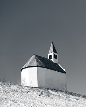 White Little Church van Sonny Vermeer