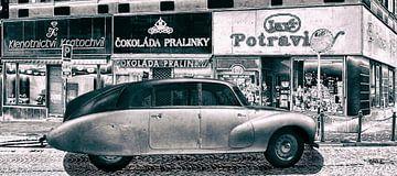 Tatra 87 uit Československo van aRi F. Huber