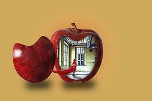 The apple room