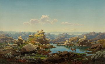 Aus Finnmark, Georg Saal