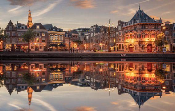 Haarlem skyline  van Reinier Snijders