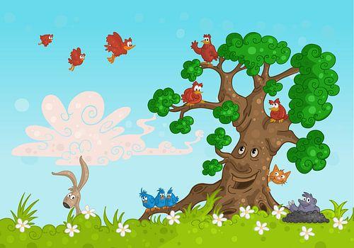 De beesten boom van