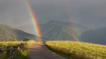 Regenbogen von Thomas Heitz