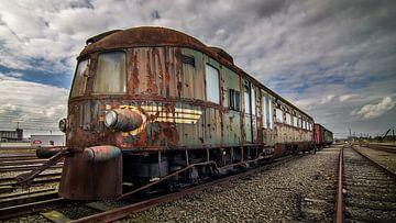 Oriënt Express von Frans Nijland