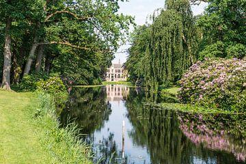 castle groeneveld in Holland