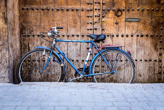 Bicycle in Marrakech