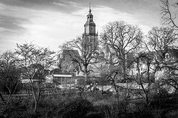 Sint Walburgiskerk, Zutphen van Henri van Avezaath