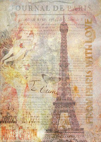 Paris van Jacky Gerritsen