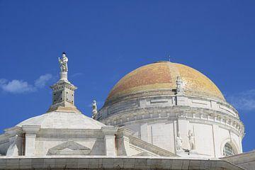 Kathedraal van Cádiz sur Bart De Blende