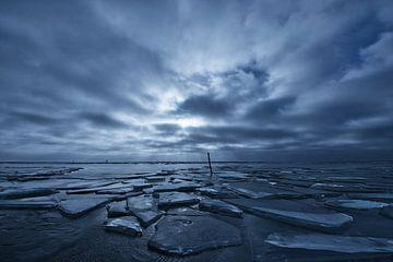 Arctisch landscap 4 van peterheinspictures