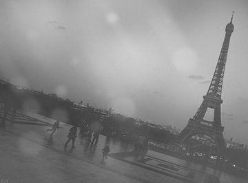 La tour de eifel. von Esh Photography