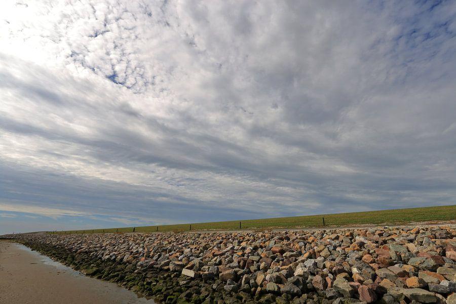 Waddenzee Ameland van Rinnie Wijnstra