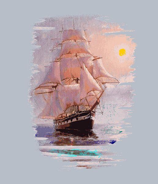 Sailing van ! Grobie