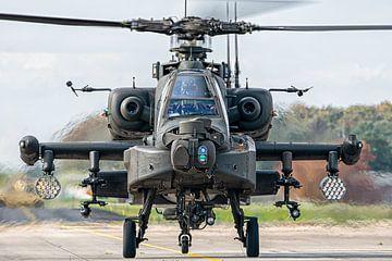 RNLAF AH-64D Apache sur Marc Hederik