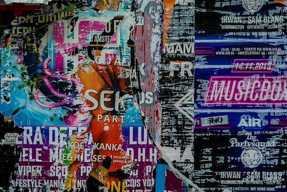 Billboard van Maarten Leeuwis