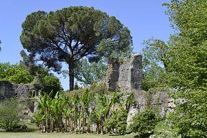 Tuin in Italie van