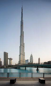 Burj Khalifa sur Luc Buthker